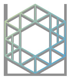 RadSite Portal Polygon Logo